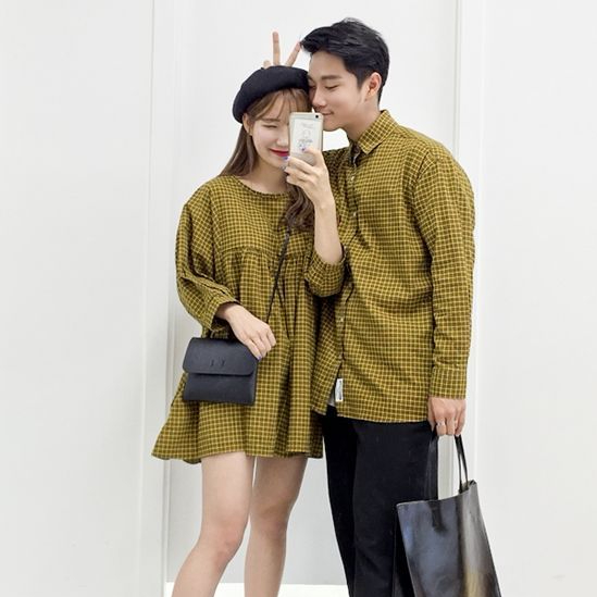 Korean Couple Outfit