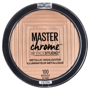 Maybelline Masteer Chrome Metallic Highlighter