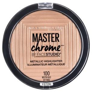 Maybelline Masteer Chrome Metallic Highlighter